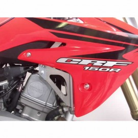 Защита радиатора HONDA CRF150R 07-20 / WORKS CONNECTION